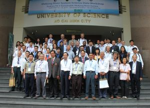 Mekong Science Data Workshop Group Photo